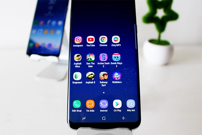 Trải nghiệm nhanh Galaxy S8 Plus đầu tiên về Việt Nam, giá 19 triệu đồng ảnh 16