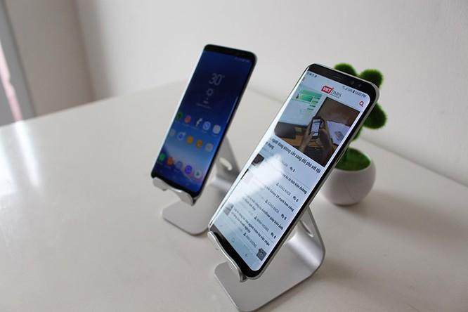 Trải nghiệm nhanh Galaxy S8 Plus đầu tiên về Việt Nam, giá 19 triệu đồng ảnh 2