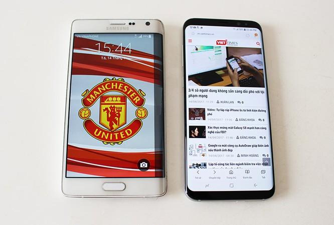 Trải nghiệm nhanh Galaxy S8 Plus đầu tiên về Việt Nam, giá 19 triệu đồng ảnh 9