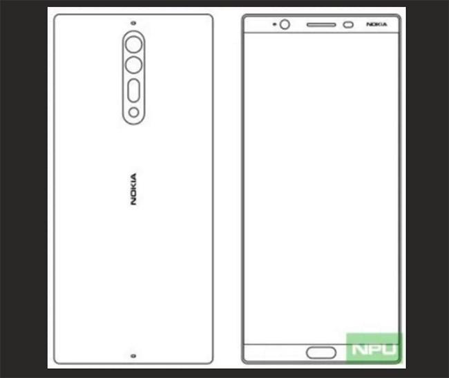 Ảnh dựng Nokia 9 dựa trên tin tức rò rỉ ảnh 1