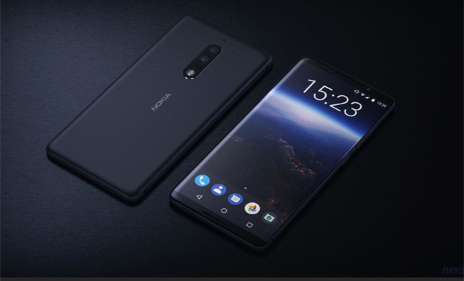 Ảnh dựng Nokia 9 dựa trên tin tức rò rỉ ảnh 2