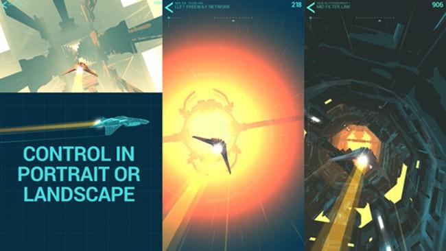 Ứng dụng iOS miễn phí cuối tuần: Game Hyperburner ảnh 1