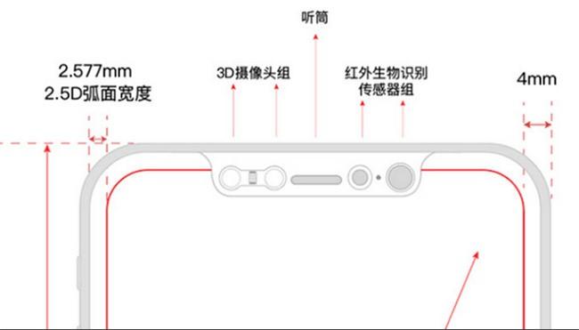Rò rỉ bản vẽ thiết kế iPhone 8 từ nội bộ Foxconn ảnh 2