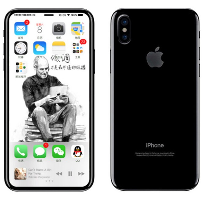 Rò rỉ bản vẽ thiết kế iPhone 8 từ nội bộ Foxconn ảnh 6