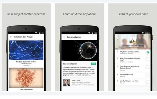 10 ứng dụng học tập hay nhất trên Android ảnh 1