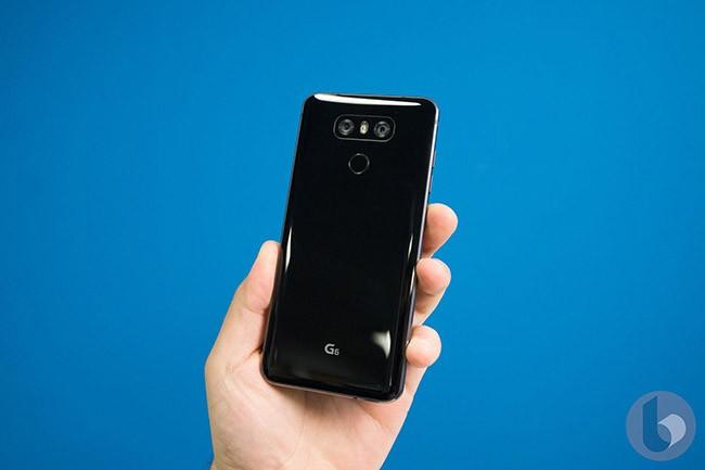 Hình ảnh đầu tiên LG G6 mini sắp ra mắt ảnh 3