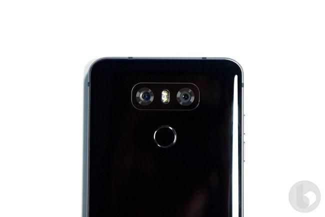 Hình ảnh đầu tiên LG G6 mini sắp ra mắt ảnh 4