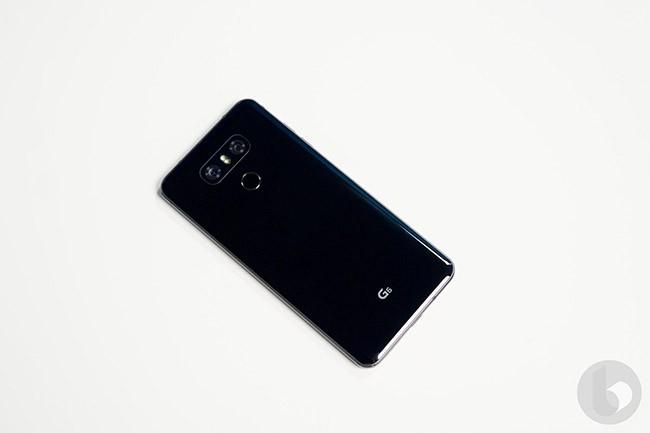 Hình ảnh đầu tiên LG G6 mini sắp ra mắt ảnh 5