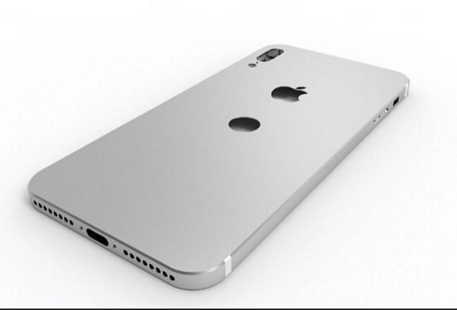 Vì sao camera kép iPhone 8 lại đặt theo chiều dọc? ảnh 2