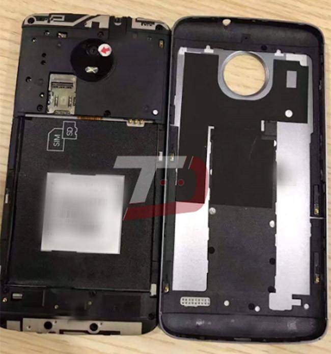 """Lộ hình ảnh Moto E4 với pin """"khủng"""" 5000 mAh ảnh 1"""