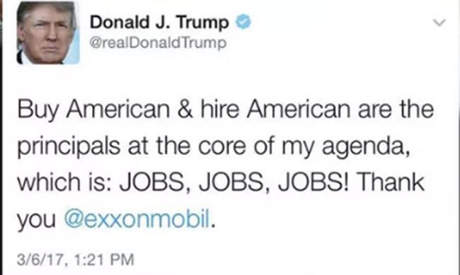 Tổng thống Trump xóa 11 tweet nào trong 100 ngày tại vị? ảnh 8