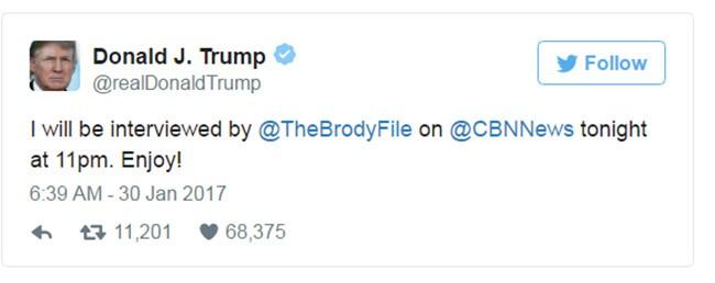 Tổng thống Trump xóa 11 tweet nào trong 100 ngày tại vị? ảnh 2