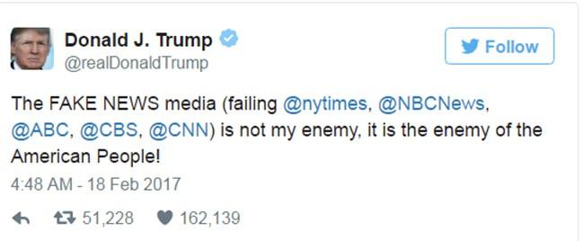 Tổng thống Trump xóa 11 tweet nào trong 100 ngày tại vị? ảnh 6