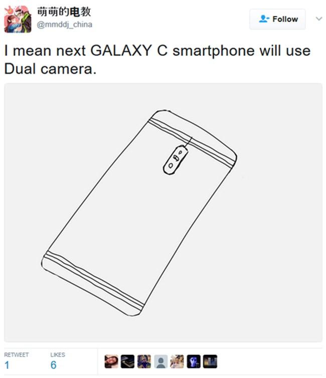Note 8 không phải là smartphone đầu tiên của Samsung có camera kép ảnh 1