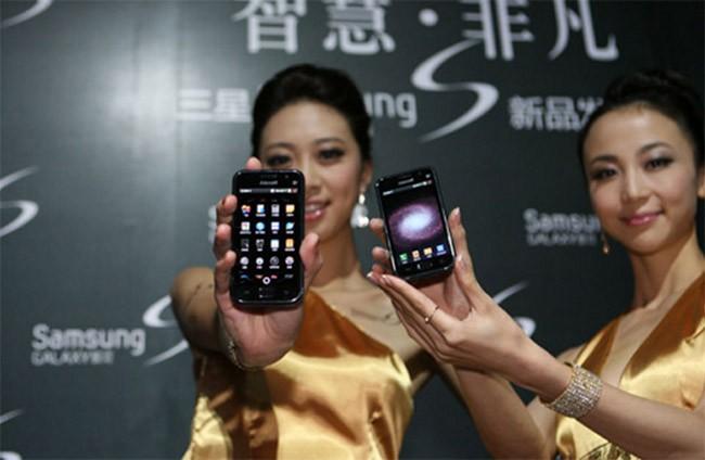 Samsung đang lao dốc không phanh tại Trung Quốc ảnh 1