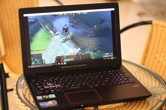 """Laptop ASUS GL553: Có """"xắt ra miếng""""? ảnh 12"""
