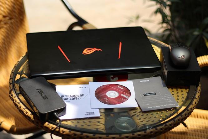 """Laptop ASUS GL553: Có """"xắt ra miếng""""? ảnh 1"""