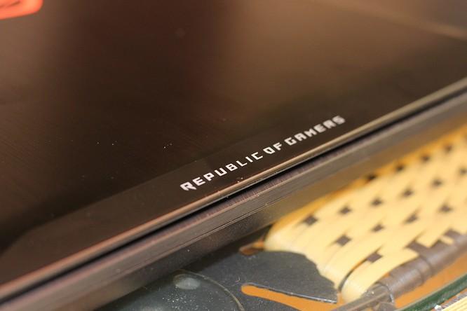 """Laptop ASUS GL553: Có """"xắt ra miếng""""? ảnh 3"""
