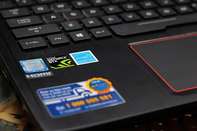 """Laptop ASUS GL553: Có """"xắt ra miếng""""? ảnh 5"""