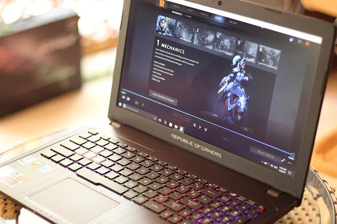 """Laptop ASUS GL553: Có """"xắt ra miếng""""? ảnh 8"""
