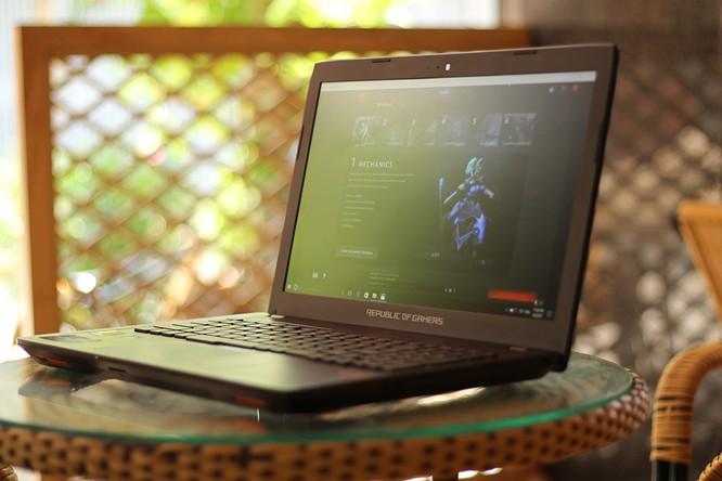"""Laptop ASUS GL553: Có """"xắt ra miếng""""? ảnh 7"""