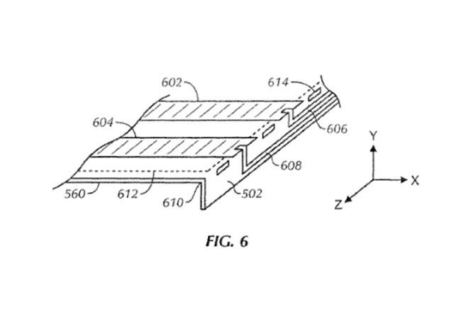 Apple vừa được cấp hai bằng sáng chế quan trọng ảnh 2