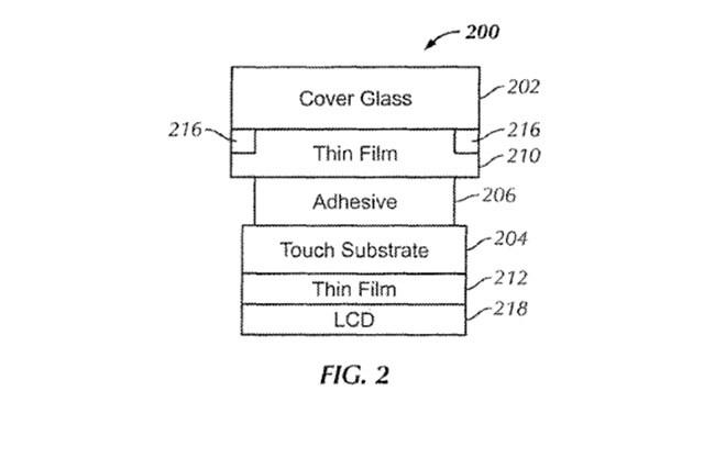Apple vừa được cấp hai bằng sáng chế quan trọng ảnh 3