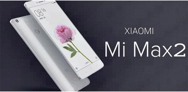 """Xiaomi sắp ra mắt """"khủng long"""" Mi Max 2 màn hình 6,4 inch, pin 5000 mAh ảnh 1"""