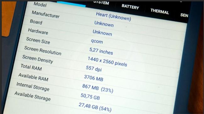 Nokia 9 lộ diện với cấu hình tốt nhưng vẫn dùng nút Home vật lý ảnh 3