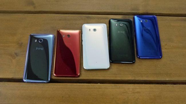 Đánh giá HTC U11: Độc đáo nhưng chưa đủ hấp dẫn ảnh 2