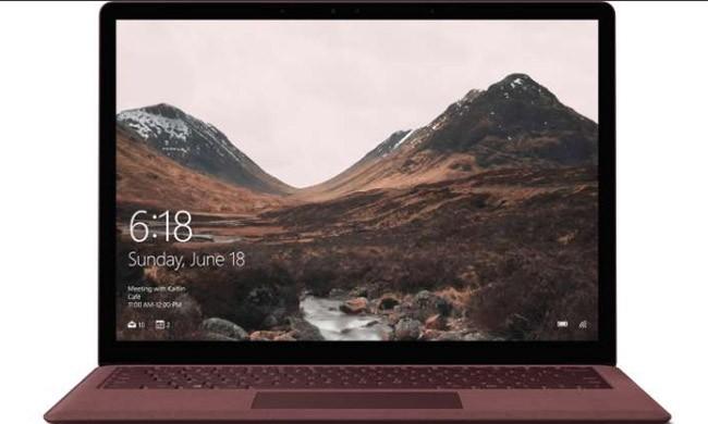 Microsoft ra mắt máy tính bảng Surface Pro mới ảnh 1