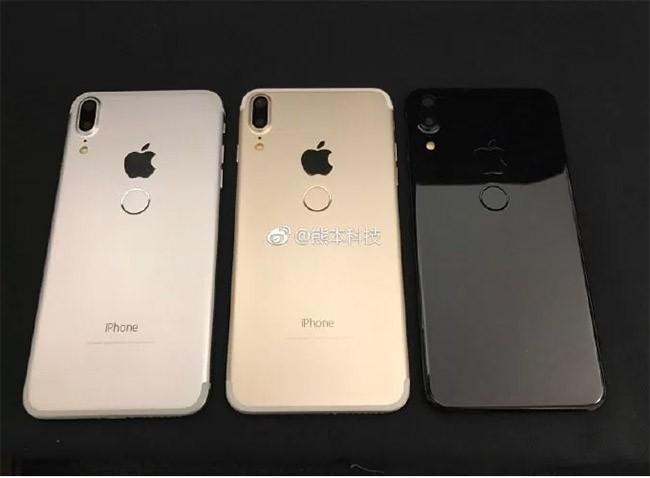 Hình ảnh iPhone 8 vừa rò rỉ khiến nhiều người vỡ mộng ảnh 1