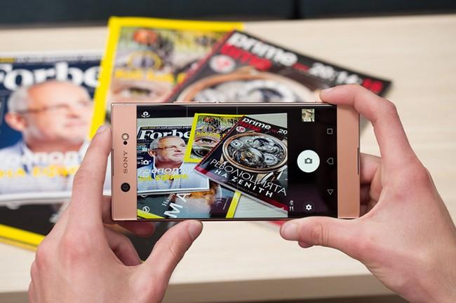 Đánh giá Sony Xperia XA1 Ultra: lớn nhưng chưa khôn ảnh 6
