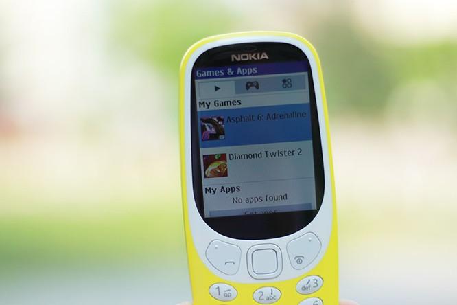Nokia 3310: Có gì hay mà cháy hàng? ảnh 13
