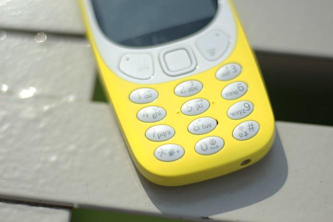 Nokia 3310: Có gì hay mà cháy hàng? ảnh 8