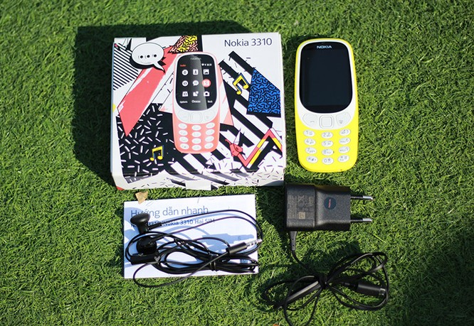 Nokia 3310: Có gì hay mà cháy hàng? ảnh 1