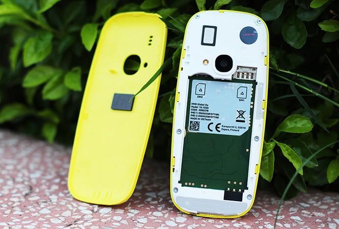 Nokia 3310: Có gì hay mà cháy hàng? ảnh 4