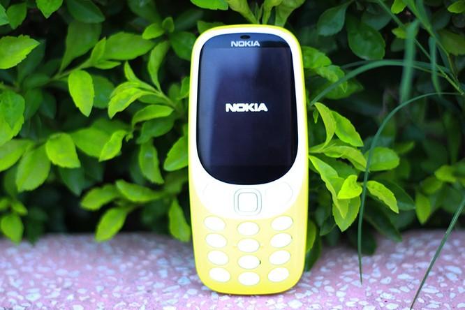Nokia 3310: Có gì hay mà cháy hàng? ảnh 5