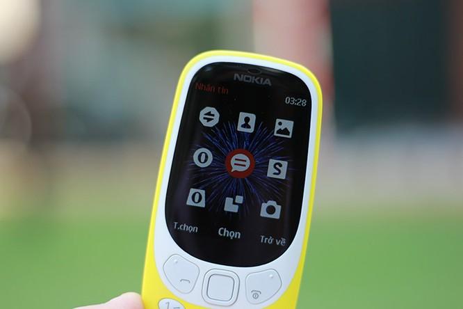 Nokia 3310: Có gì hay mà cháy hàng? ảnh 6