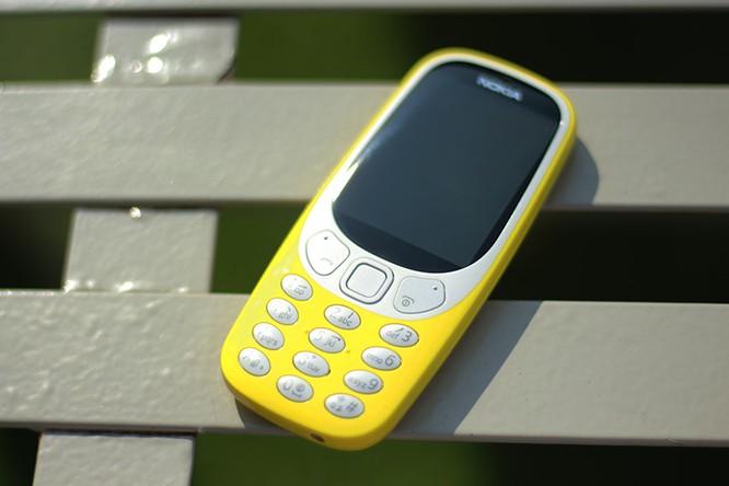 Nokia 3310: Có gì hay mà cháy hàng? ảnh 3