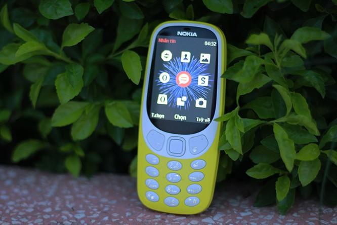 Nokia 3310: Có gì hay mà cháy hàng? ảnh 11