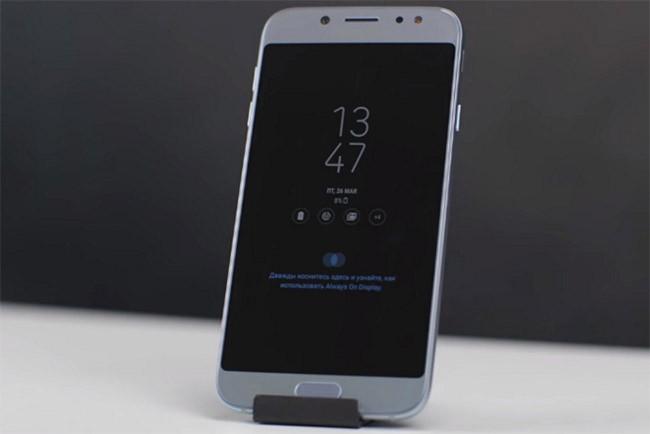 Galaxy J5 và J7 (2017) lộ diện trong một video trên tay ảnh 1