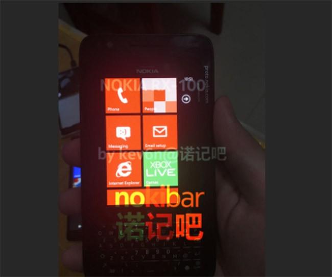 Lộ diện điện thoại Nokia chạy Windows Phone với bàn phím cứng ảnh 2