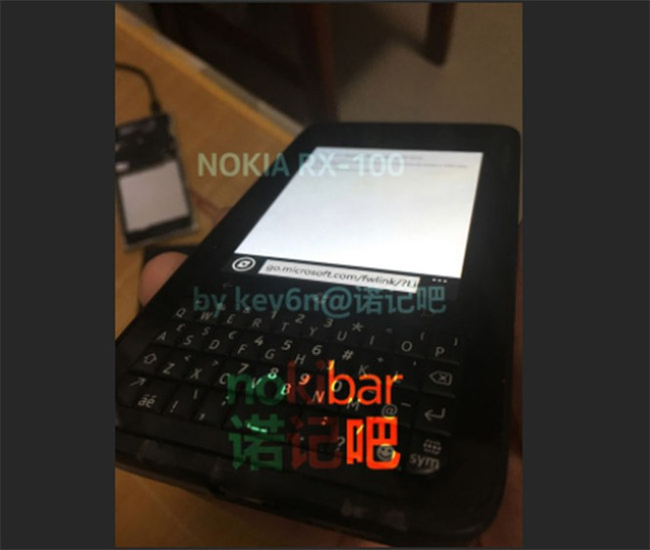 Lộ diện điện thoại Nokia chạy Windows Phone với bàn phím cứng ảnh 4