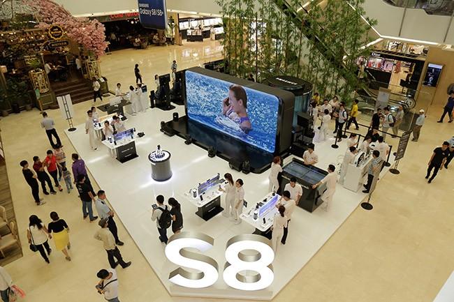 Giới trẻ Sài Thành háo hức trải nghiệm hệ sinh thái Samsung ảnh 5