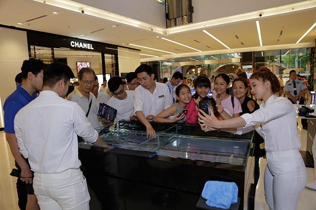 Giới trẻ Sài Thành háo hức trải nghiệm hệ sinh thái Samsung ảnh 6