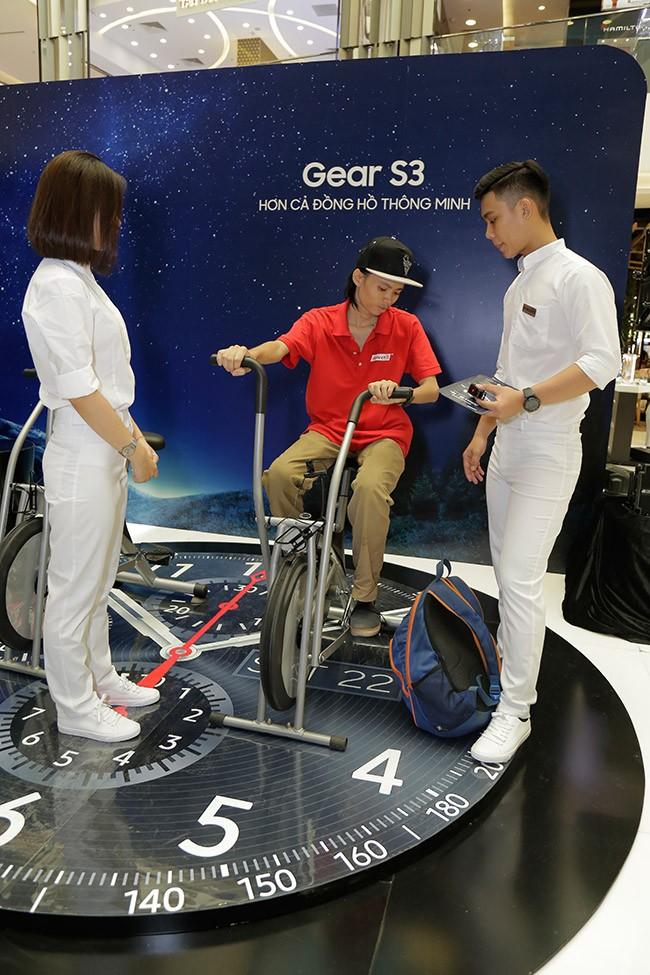Giới trẻ Sài Thành háo hức trải nghiệm hệ sinh thái Samsung ảnh 4