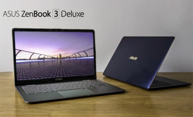 Loạt laptop ấn tượng của ASUS tại Computex 2017 ảnh 4