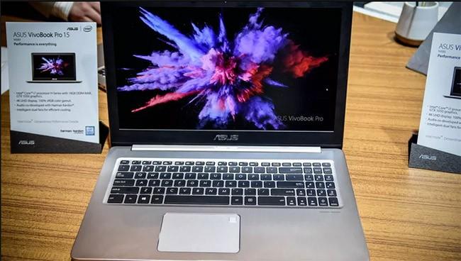 Loạt laptop ấn tượng của ASUS tại Computex 2017 ảnh 5