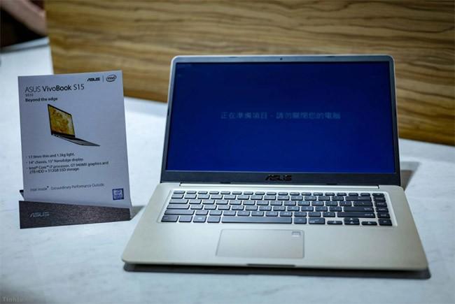 Loạt laptop ấn tượng của ASUS tại Computex 2017 ảnh 6
